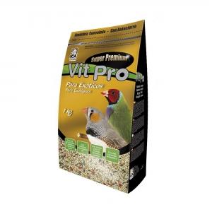 Alimento Exóticos Vit Pro 1 Kg