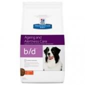 Hill's b/d Prescription Diet Healthy Ageing & Alertness pienso para perros