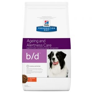 Hill's b/d Prescription Diet Healthy Ageing & Alertness pienso para perros