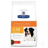 Hill's c/d Prescription Diet pienso para perros