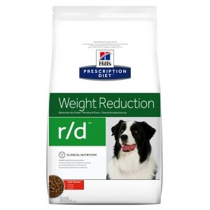 Hill's r/d Prescription Diet Weight Reduction pienso para perros