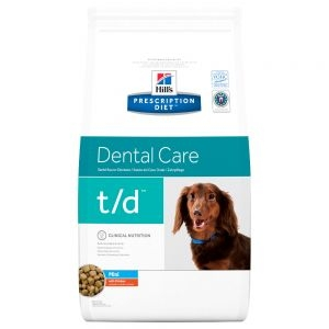 Hill´s t/d Prescription Diet Mini pienso para perros