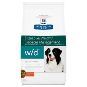 Hill's w/d Prescription Diet pienso para perros