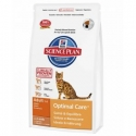 Hill's Adult Optimal Care con cordero para gatos