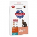 Hill's Adult Light con atún para gatos