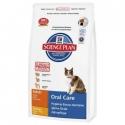 Hill's Adult Oral Care con pollo para gatos
