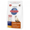 Hill's Mature Adult 7+ Hairball Control con pollo para gatos