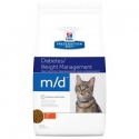 Hill's m/d Prescription Diet pienso para gatos