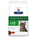 Hill's r/d Prescription Diet Weight Reduction pienso para gatos