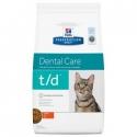 Hill's t/d Prescription Diet pienso para gatos