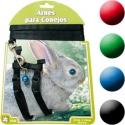 Arnes y Correa para Conejos