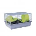 Jaula Hamster 114 Gris