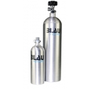 BOTELLA CO2 ALUMINIO 1 L BLAU
