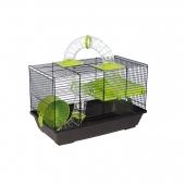 Jaula Hamster 938 Negra
