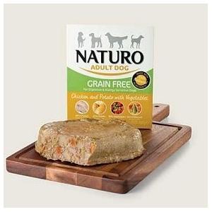 NATURO ADULT GRAIN FREE POLLO&PATATA