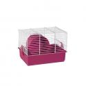 Jaula Hamster Comun 910 Blanca