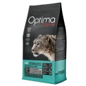 Optimanova Cat Sterilised Chicken & Rice