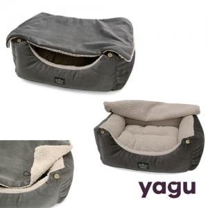 Cuna Perros Elegant Cover Grey