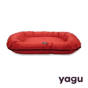 Colchon Perros Elegant Trufa Rojo