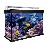 Kit Acuario Aqua Lux Pro 68 con Filtro Interior Agua Salada