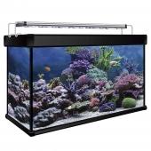 Kit Acuario Aqua Lux Pro 100 con Filtro Interior Agua Salada