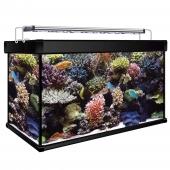 Kit Acuario Aqua Lux Pro 120 con Filtro Interior Agua Salada