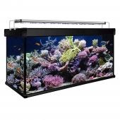Kit Acuario Aqua Lux Pro 168 con Filtro Interior Agua Salada