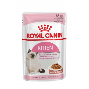 Royal Canin Kitten Instinctive en salsa