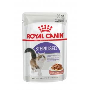 Royal Canin Sterilised en salsa