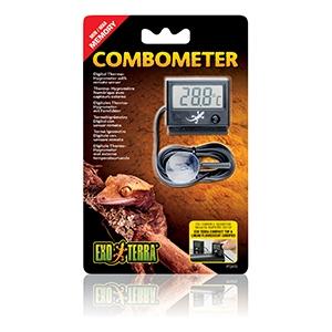 Hidrometro / Termometro Digital Exo Terra