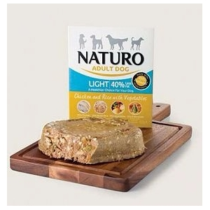 NATURO ADULT LIGHT POLLO&ARROZ CON VEGETALES